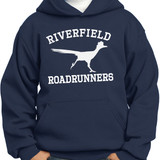 Riverfield Roadrunners Pullover Hooded Sweatshirt