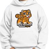North Stratfield Tiger Pullover Hooded Sweatshirt