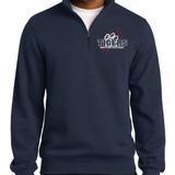 North Stratfield - 1/4-Zip Tech Sweatshirt in Adult Sizes