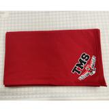 Tomlinson Middle School TMS with Thunderbid Sweatshirt Blanket