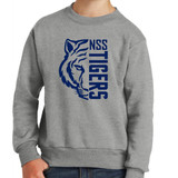 North Stratfield Tigers Crewneck Sweatshirt in Youth and Adult sizes