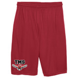 TMS with Thunderbird - Competitor Shorts in Youth and Adult Sizes