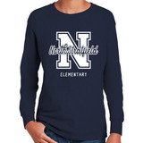 North Stratfield Varsity Long Sleeve Shirt in Youth and Adult Sizes