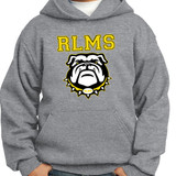 RLMS and Bulldog Face in sport gray