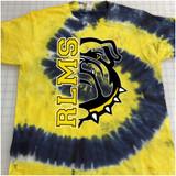 RLMS tie dye shirt