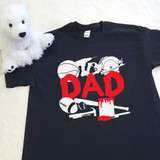 DAD Does It All Adult Shirt