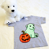 Pumpkin Puddles Shirt in Baby and Toddler Sizes