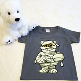 Puddles the Mummy Shirt in Baby and Toddler Sizes