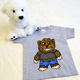 Werewolf Puddles Shirt in Baby and Toddler Sizes