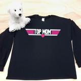 Top Mom Adult Long Sleeve shirt