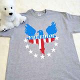 US Eagle Adult Shirt