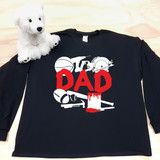 DAD Does It All Adult Long Sleeve Shirt