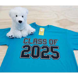 Class of Shirt with Year Youth Shirt