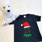 Christmas Lil Elf Shirt in Baby and Toddler Sizes