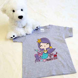 Merbesties Shirt in Baby and Toddler Sizes