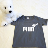 Pika Shirt in Baby and Toddler Sizes