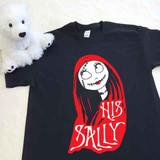 His Sally Adult Shirt