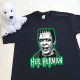 Her Herman Adult Shirt