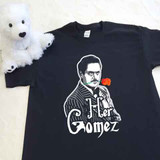 Her Gomez Adult Shirt