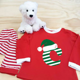 Christmas Letters Youth Pajamas