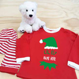 Christmas Lil Elf Youth Pajamas