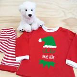 Christmas Lil Elf Youth Pajamas