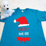 Christmas Big Elf Adult Shirt