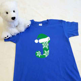 Christmas Letters Youth Shirt