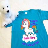 Tough Unicorn Youth Shirt
