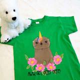 Otter Unicorn Youth Shirt