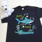 Shark Unicorn Adult Shirt