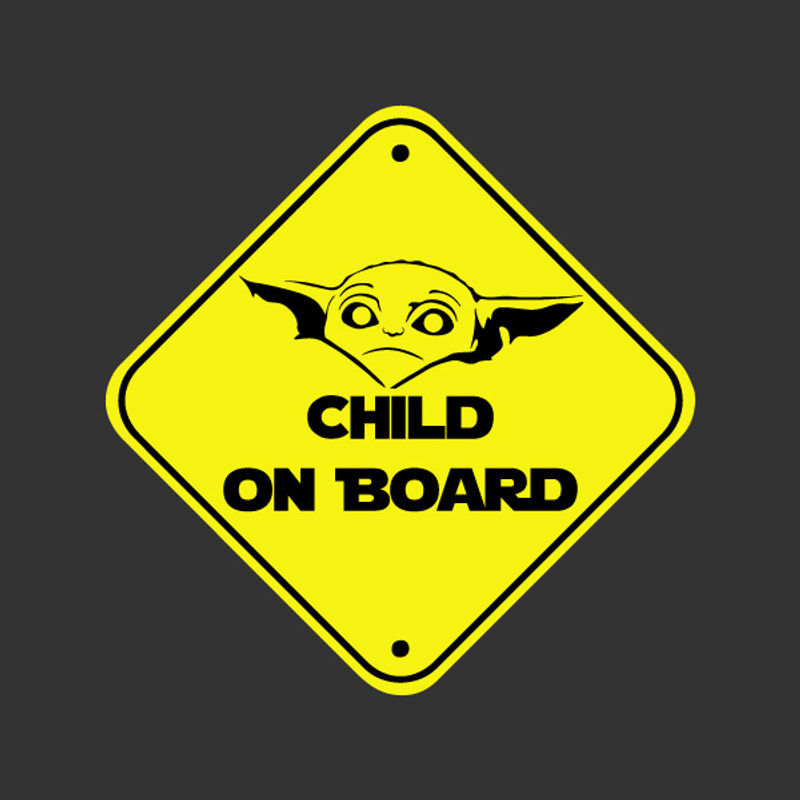 Child on board decal