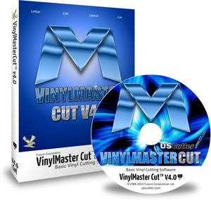 VinylMaster Cut Design & Cut Software