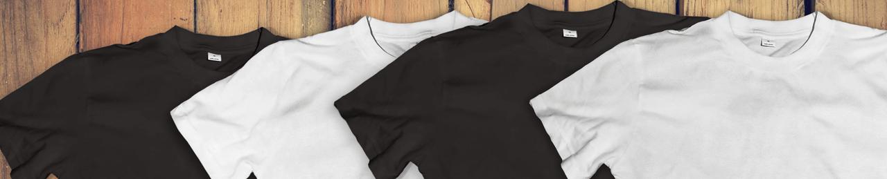 Cotton-Polyester Tshirts