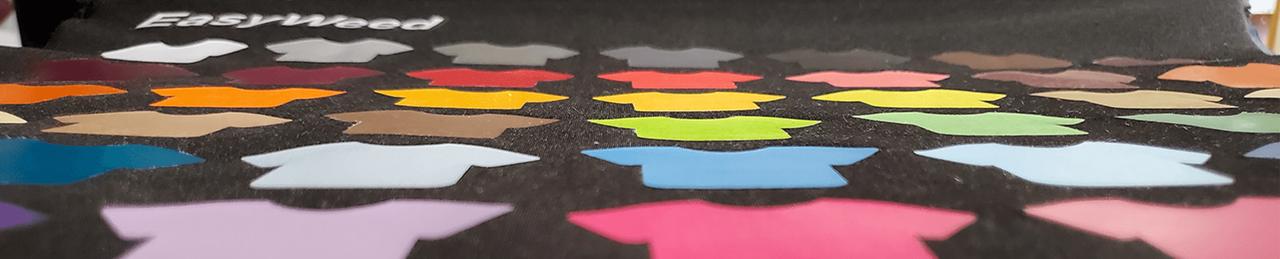Vinyl Color Guides
