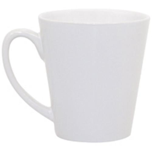 Blank Latte Mug - 12oz, case of 36