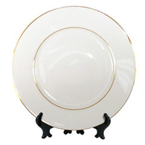 "Decorative Sublimation Plate Blank -10"" Diameter"