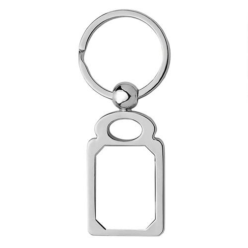 Key Ring Blank Sublimatable Key Chain