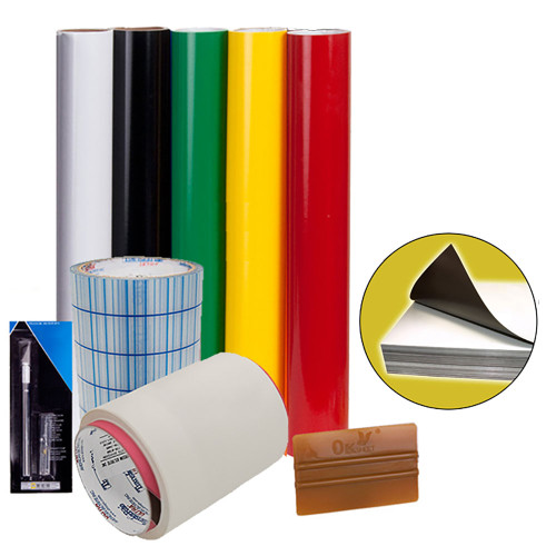 Vinyl Cutting Supplies Starter Kit