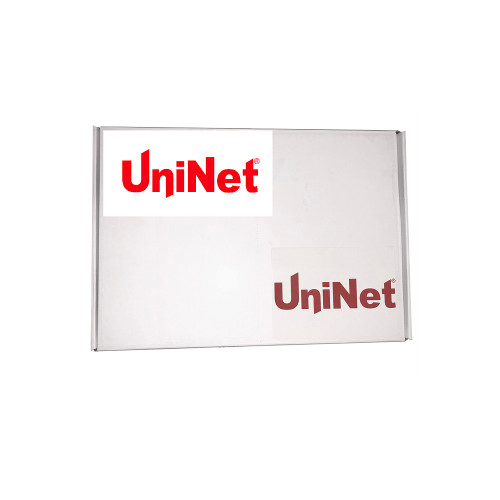 UniNet iColor White Vinyl Sheets with Permanent Adhesive