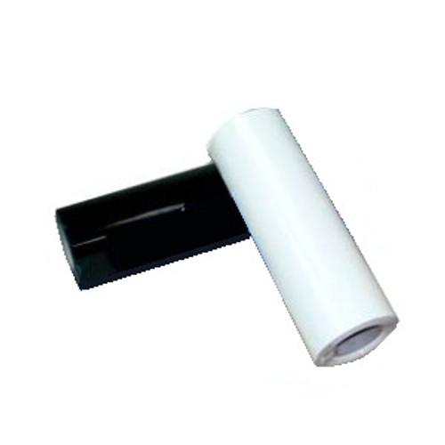 SISER EasyWeed Heat Transfer Vinyl 15in x 1yd Black & White Bundle