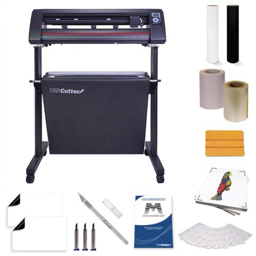 LP3 Vinyl Cutter Contour Cutting Starter Kit for InkJet Printers