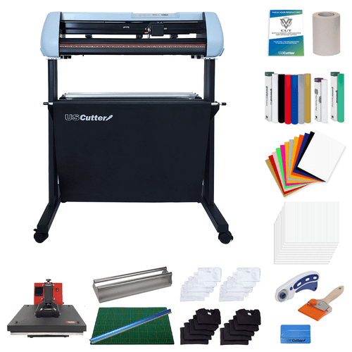 USCutter Decal and TShirt Shop Business Starter Package