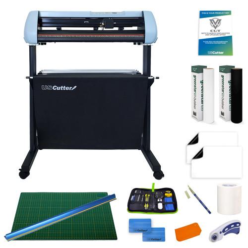 USCutter Decal Shop Basic Vinyl Cutter Business Package