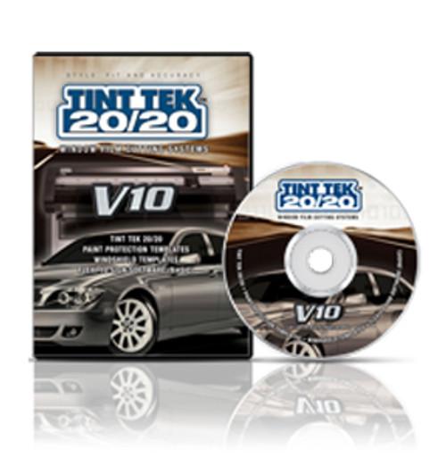 Tint Tek 20/20 Window Film Cutting Software - 1 Year Subscription