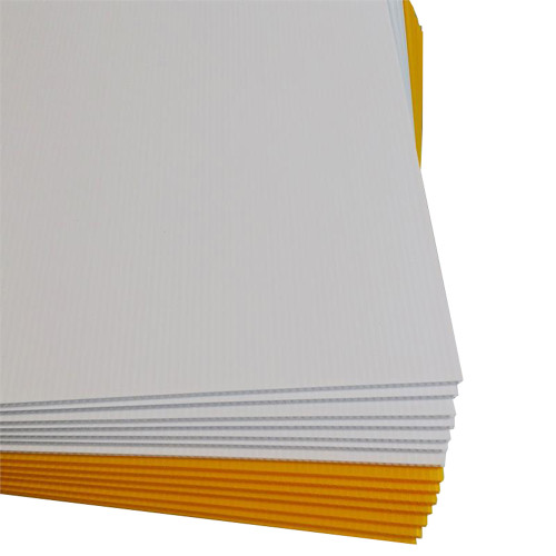"18"" x 24"" Corrugated Plastic Sheets"