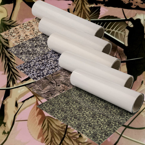 "15"" Chemica Camouflage Heat Transfer Vinyl"