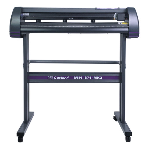 """Refurbished 34"""" MH Vinyl Cutter Without Stand"""
