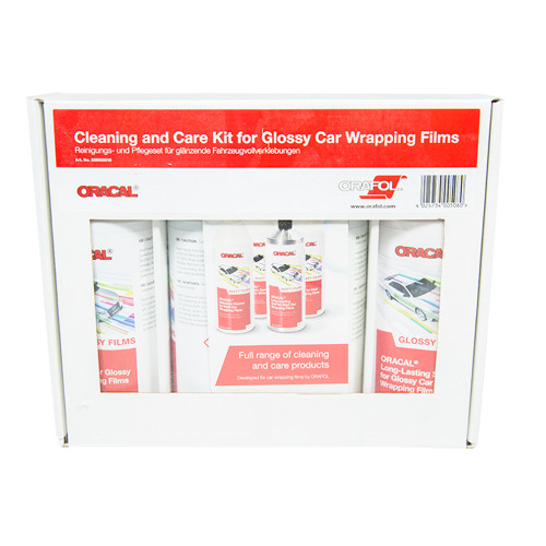 ORAFOL Wrap Cleaning & Care Kit Gloss/ Matte Media