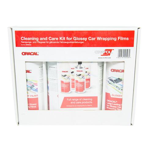 ORAFOL Wrap Cleaning & Care Kit Gloss/ Matte Media